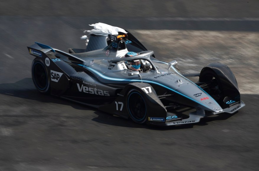 Nyck de Vries (NLD), Mercedes Benz EQ, EQ Silver Arrow 01 ©courtesy by FormulaE