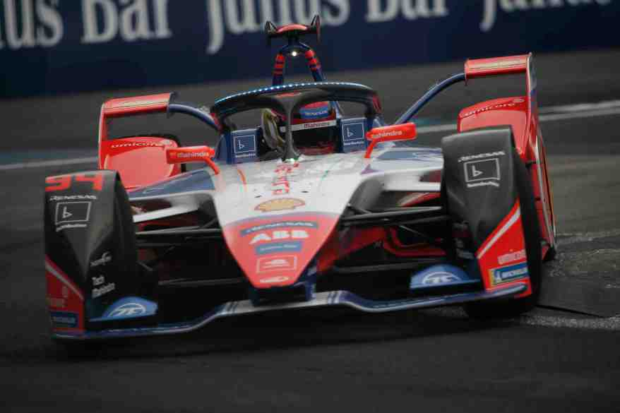 Pascal Wehrlein (DEU), Mahindra Racing, M6Electro ©courtesy by FormulaE