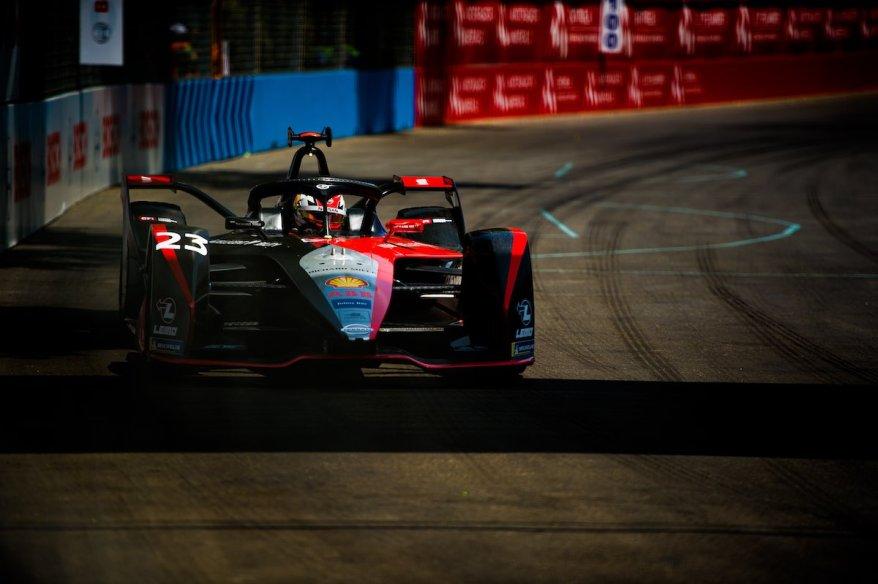 Sebastien Buemi,Formula E Santiago E-Prix 2020 ©Peter Minnig,Nissan