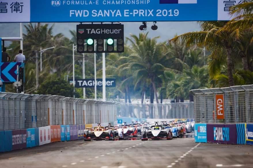 2019 Sanya E-prix ©courtesy by Formula E, Photo by Andrew Ferraro / LAT Images)