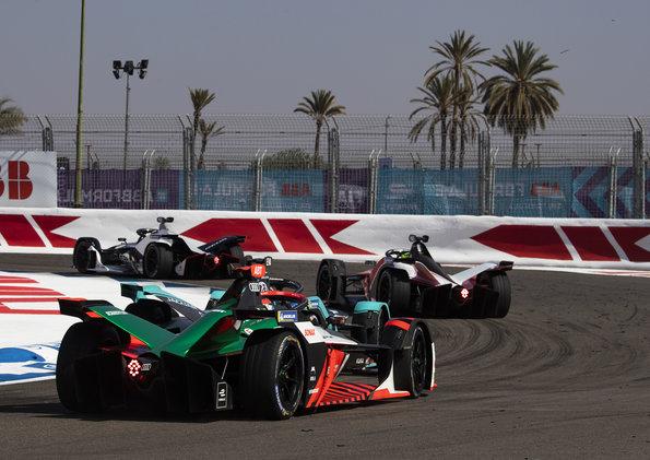 Daniel Abt,Formula E, Marrakesh E-Prix 2020 ©Audi