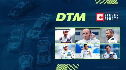 Eleven Sports und DTM 2020 ©DTM