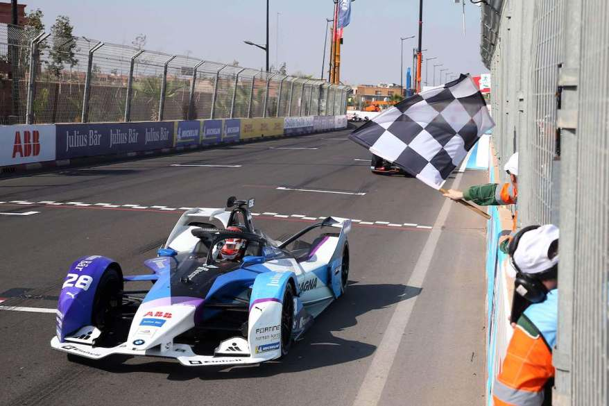 Max Günther P2 Marrakesch ©BMW
