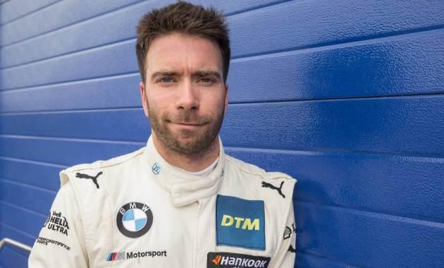 Philipp Eng BMW Motorsport ©BMW