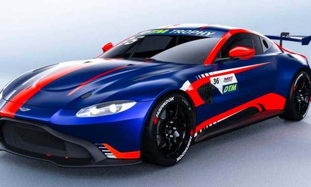Aston Martin Vantage ©DTM