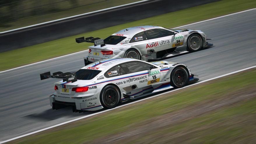 DTM eSport 2016©DTM/RaceRoom