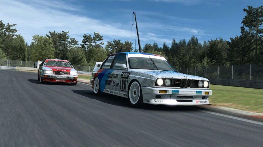 DTM eSport ©DTM/RaceRoom