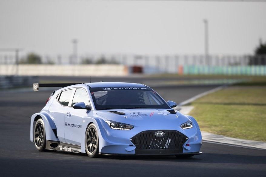 Hyundai Veloster N ETCR ©Austral, Hyundai Motorsport GmbH