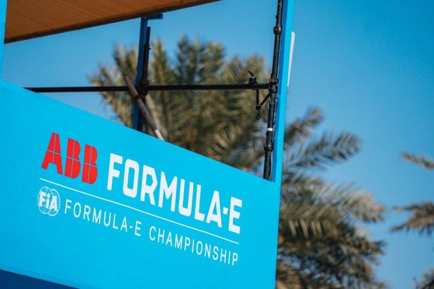 Logo Formel E ©courtesy by Formel E