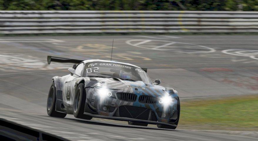 BMW Z4 GT3 ©BMW