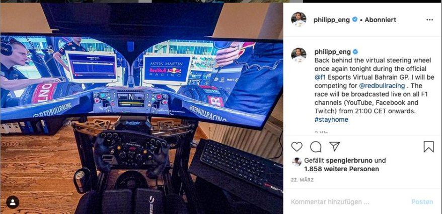 Simulator von Philipp Eng ©Eng, Instagram