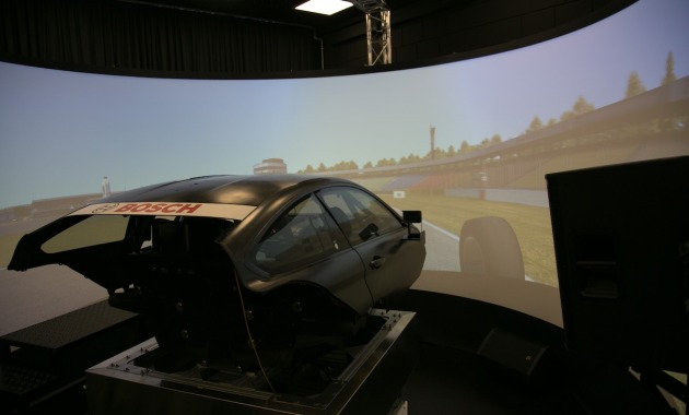 BMW Motorsport Simulator ©BMW