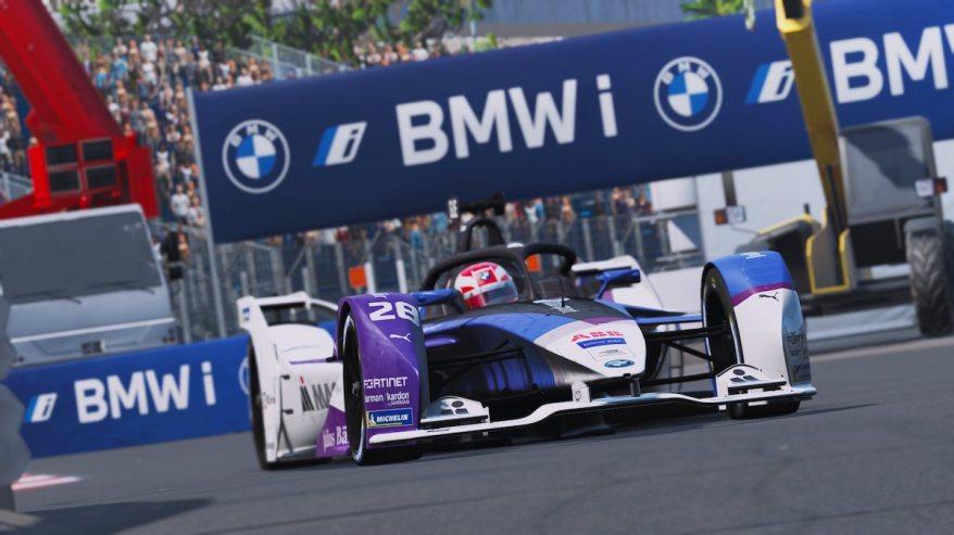 Max Günther BMW Monaco ©BMW