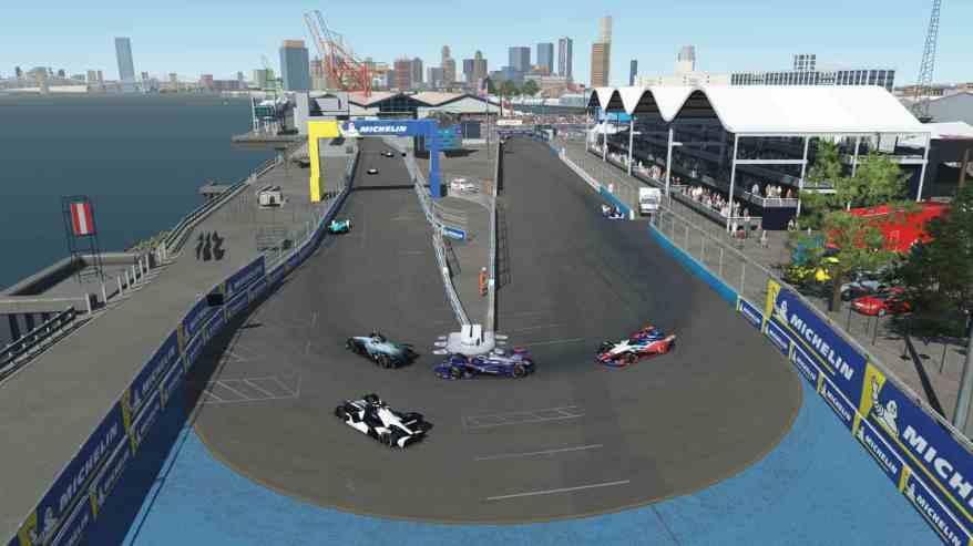 New York Rennen 6 ©courtesy by Formula E