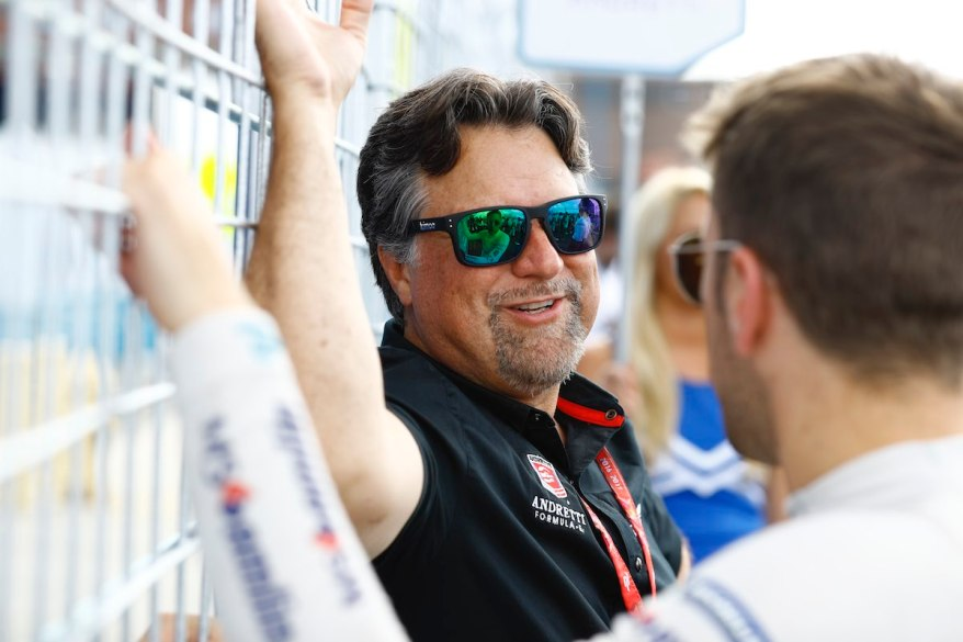 Andretti Michael FE ©courtesy by FormulaE ,Steven Tee/LAT