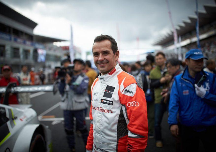 Benoît Tréluyer,SUPER GT X DTM 2019 ©Audi