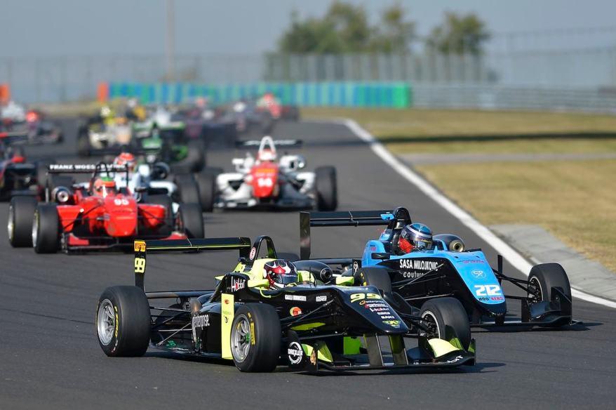 Drexler Formel Cup ©Gabor Muranyi