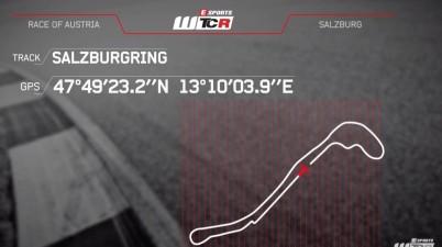 Esports-WTCR-Salzburgring ©WTCR