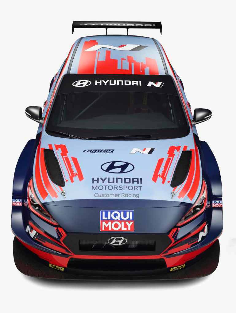 Hyundai i N30 TCR ©Hyundai