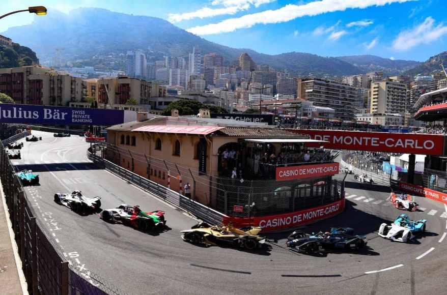 2019 Monaco E-prix ©Sam Bagnall / LAT Images, courtesy by FormulaE