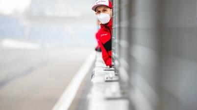 René Rast,DTM Test Nürburgring ©DTM