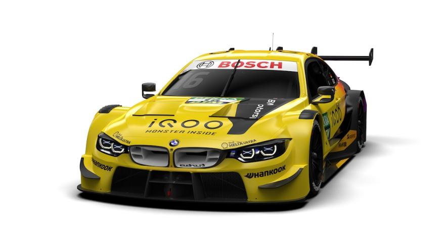 Timo Glock BMW ©BMW
