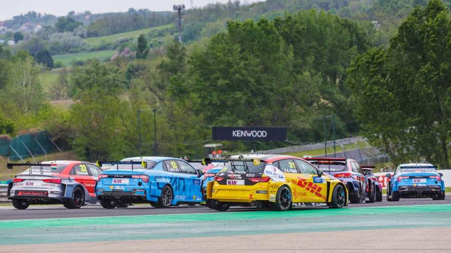 AUTO - WTCR HUNGARY 2019 ©WTCR,Clement Luck