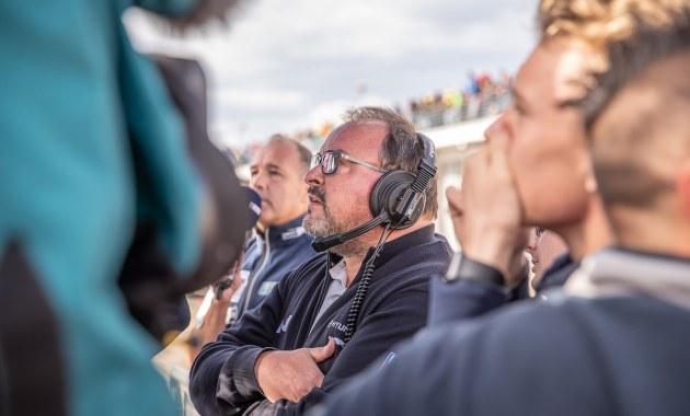 Andreas Klinge Teammanager Engstler Motorsport ©WTCR