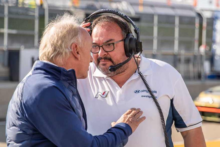 Franz-Engstler-and-Andreas-Klinge ©WTCR