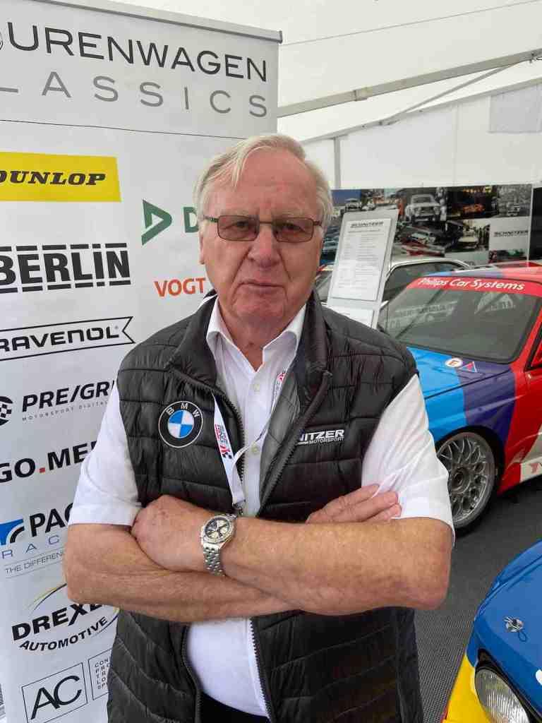 Herbert Schnitzer BMW ©EHirsch