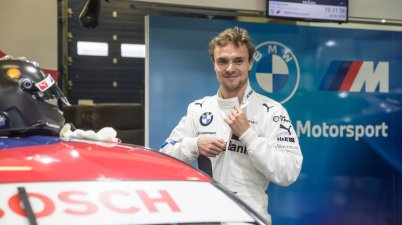 Lucas Auer BMW M 4 DTM ©BMW