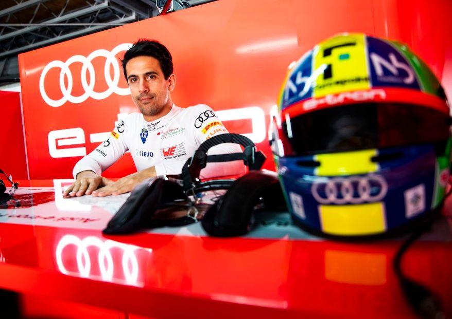 Lucas di Grassi, Formula E, Marrakesh E-Prix 2020 ©Audi