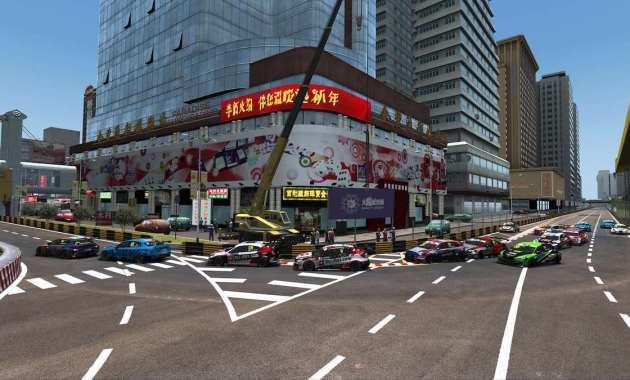 Macau Pre Season Esports WTCR ©WTCR