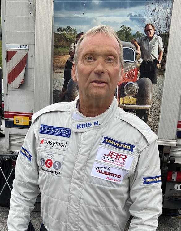 Kris Nissen, Tourenwagen Classics salzburgring ©EHirsch