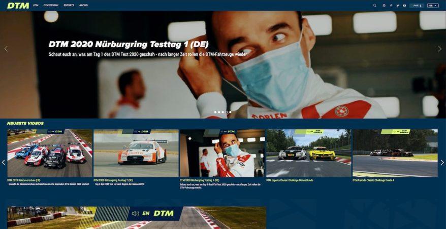 OTT DTM Grid ©DTM