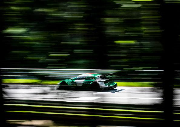 Nico Müller, DTM Spa 2020 ©Audi