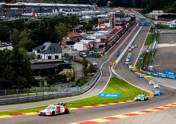 René Rast, Audi,DTM Spa 2020 ©Audi