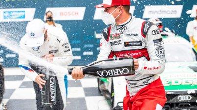 Nico Müller,DTM 2020, Lausitzring Sprint ©Audi
