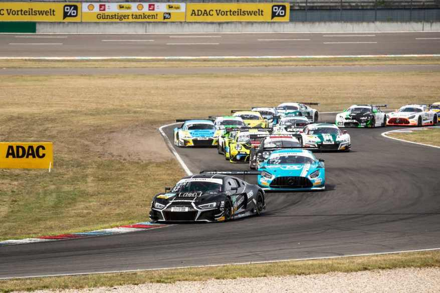 ADAC GT Masters Lausitzring ©ADAC,Gruppe C Photography