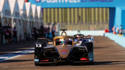 Antonio Felix da Costa ,2020 Berlin E-prix ©DS Techeetah,Sam Bloxham