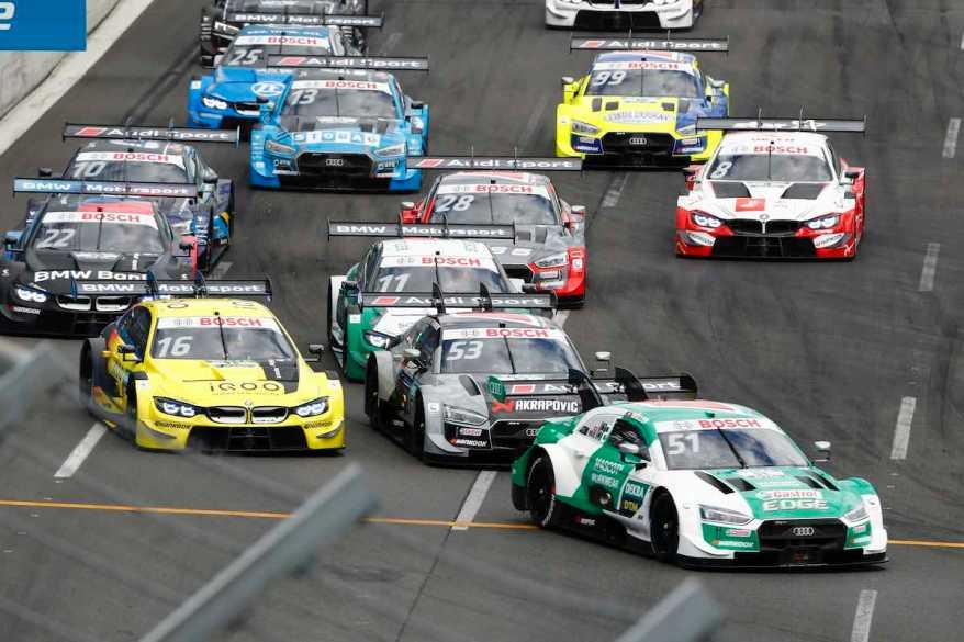 DTM Lausitzring ©DTM