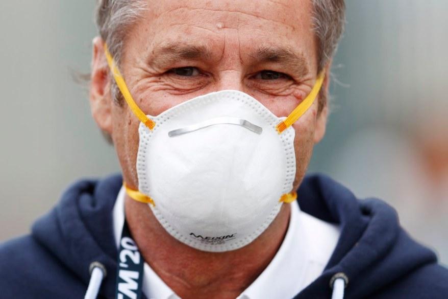 2020 DTM Spa; Gerhard Berger (ITR) ©DTM
