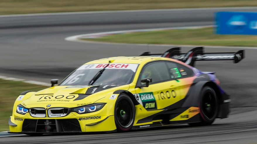 Timo Glock ,DTM Lausitzring 2020 ©dtm