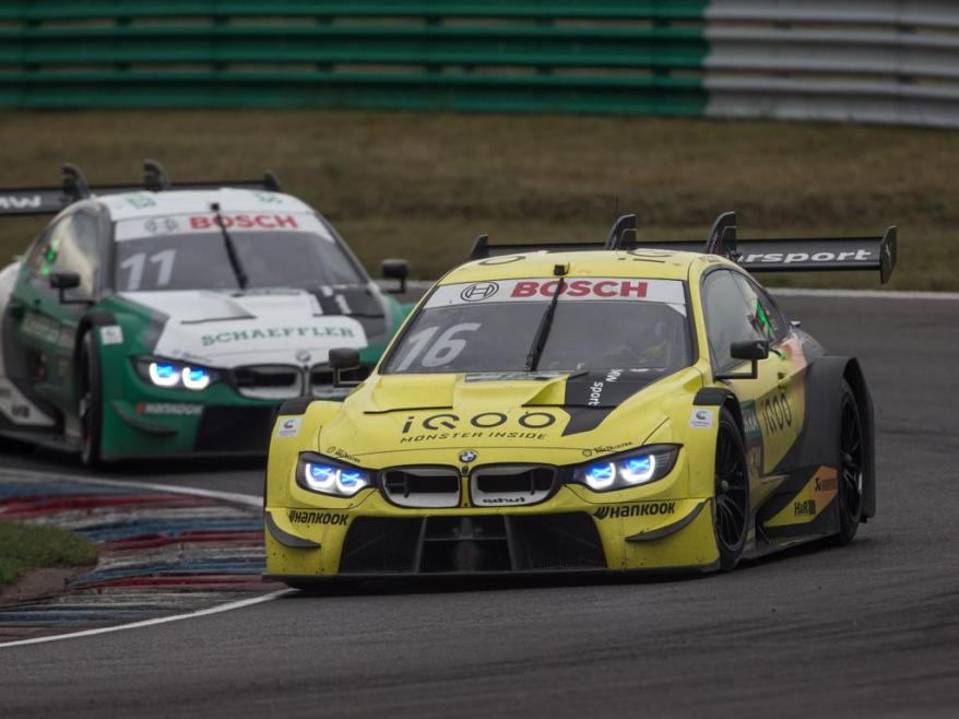 Timo Glock (c)BMW
