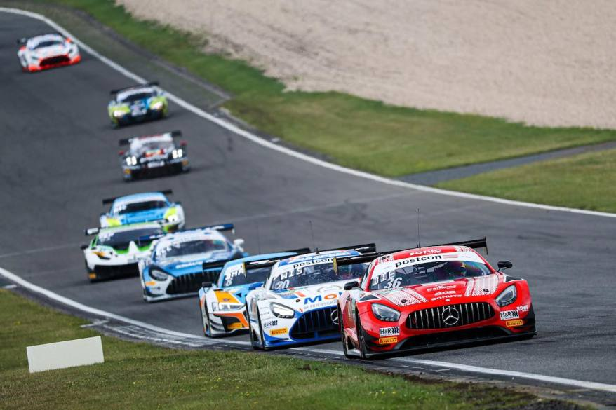Mercedes ADAC GT Masters ©ADAC GT Masters,Gruppe C Photography;