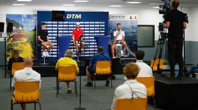 Pressekonferenz DTM Spa Francorchamps 2020 ©DTM