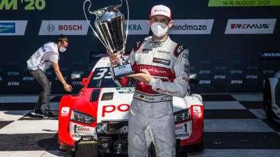 Rene Rast,DTM Lausitzring 2020 ©DTM