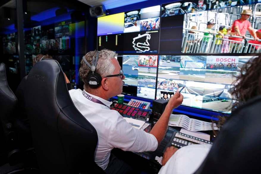 TV production, DTM ©DTM
