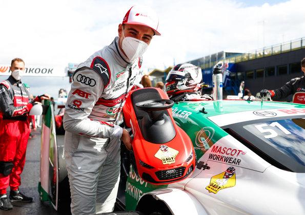 Nico Müller,DTM Assen 2020 ©Audi