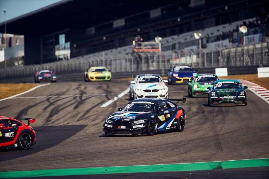 Ben Tuck BMW DTM Trophy ©BMW